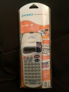 Dymo Letratag Xr Label Thermal Printer Office Supplies