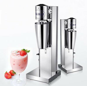 Ce Soft Ice Cream Speed Mixer Milkshake Cyclone Machine Commercial household Use