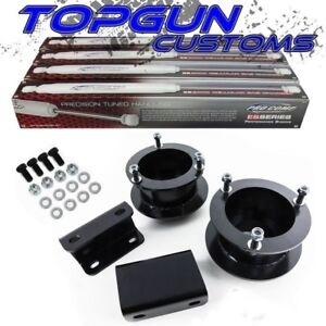 For 94 01 Dodge Ram 1500 2 5 Inch Front Lift Kit W Pro comp Shocks Sway Bar