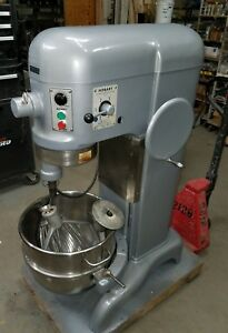 Hobart 60 Qt H600 Mixer Single Phase With Bowl And Attachments