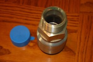 Hl 24 24 Mb Hydraulic Adapter Fitting New