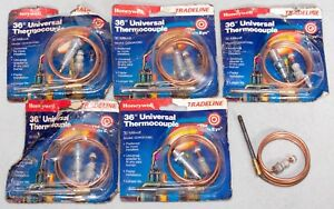 6 Honeywell Q340a1090 Universal Thermocouple 36 See Details