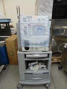 Alcon Accurus 800cs Phacoemulsifier Opthalmic Surgical System With Foot Pedals