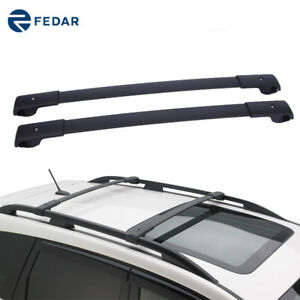 Roof Rack Cross Bar Cargo Carrier Luggage Rack For 2014 2018 Subaru Forester