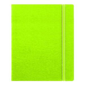 Filofax Classic Notebook Pear Letter Size 10 875 X 8 5 Inches 115107