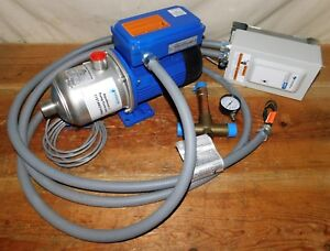 Goulds Water Technology 1151ab21hm06 Booster System 1 Hp 1 Phase 115 V