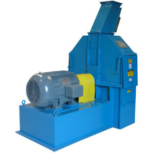 Jacobson Hammermill 100 Hp Heavy Duty With Magnet