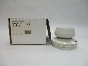 System Sensor 1451dh Automatic Smoke Fire Detector Head For Use W Ss Base