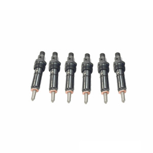 12 Valve Stage 1 Fuel Injector For 5 9l Dodge Cummins 14mm Top And 7mm Nozzle