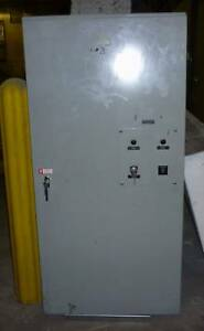 Russelectric Automatic Transfer Switch Rmtd 4003ce 400 Amp 480 V Pickup Only