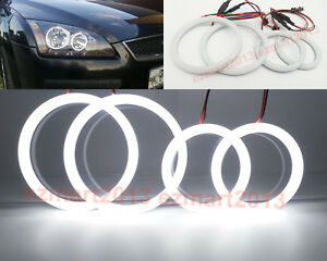 Cotton Led Halo Rings For Ford Focus Ii Mk2 2004 2008 Led Angel Eyes Drl Lamp