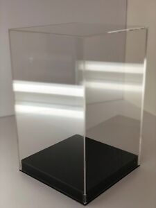 Acrylic Display Box Collectible Display Case Clear Store Display 12 x12 x18