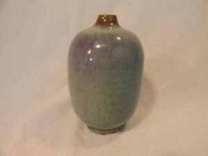 Chinese Jun Kiln Small Mouth Vase Of The Song Dynasty 960 1279ad