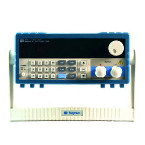 Maynuo M9811 Programmable Dc Electronic Load Led Power Driver Test 150v 30a 200w