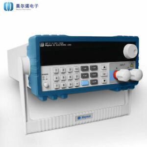 Maynuo M9712b Usb Programmable Dc Electronic Load 300w High Accuracy