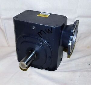 Dayton 3gd56 Speed Reducer Standard Cast Iron C face 1500 Lb Overhung Load