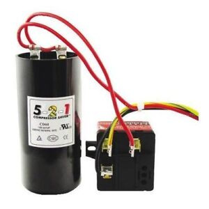 Csru2 Compressor Saver Csr U2 Hard Start By 5 2 1 For 3 5 To 5 Tons Systems