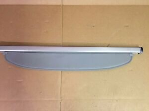 04 05 06 07 08 09 Toyota Prius Cargo Cover Security Shade Grey Silver
