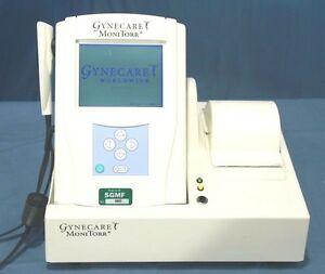 Gynecare Monitorr With Printer And Remote Warranty