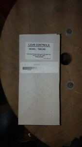 Love Controls Temperature Control Tsw 150 New 58 302 F