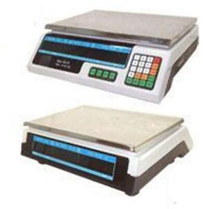 Electronic Digital Price Computing Calculating Produce Deli Market Food Scale