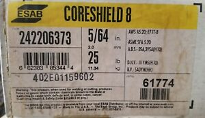 Esab Coreshield 8 5 64 Diameter 25 Lb Welding Wire