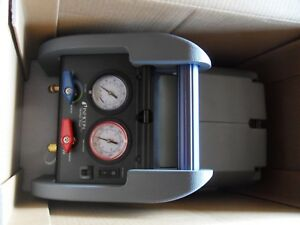 2 port Refrigerant Recovery Machine Inficon 714 202 g1