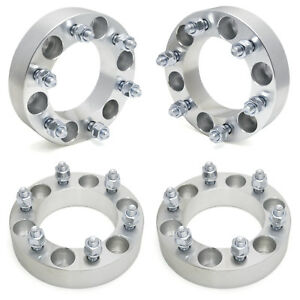 4x Wheel Spacers Adapters 6x5 5 12x1 5 Studs1 5 Fits Toyota Tacoma 4runner