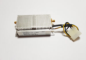 Mini circuits Zhl 3010 Low Noise Amplifier 50 50 To 1000 Mhz 3dbm