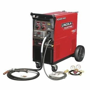 Lincoln Electric K2403 2 Multiprocess Welder power Mig 5 350 Amps G9964324