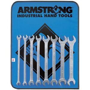 Armstrong 27 770 8 Piece Extra Thin Tappet Wrench Set Made In The Usa