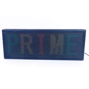 Outdoor Waterproof Led Sign Store Flashing Board Fluorescent Message Store Hang