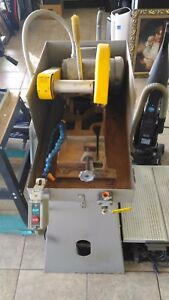 Everett Industries Wet Abrasive Cutoff Machine as Is Local Pick Up Only