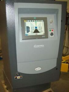 Nordson Icontrol Automatic Powder Coating System W Versa Spray Ii Ips Guns