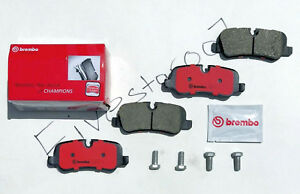 Brembo Rear Pads Back Disc Brake Pad Set For Land Rover Range Rover Sport Hse