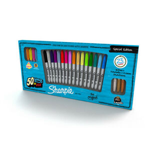 Sanford 1909897 Sharpie Fine 23pc 50 Way Special Edition Set