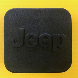 1 1 4 Jeep Trailer Hitch Receiver Cover Plug