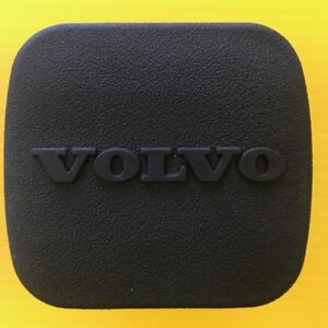 2 Volvo Trailer Hitch Receiver Cover Plug