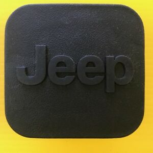 2 Jeep Trailer Hitch Receiver Cover Plug