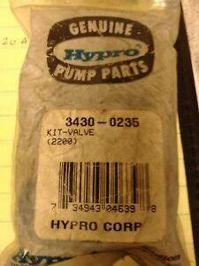 Genuine Hypro Pump Parts 3430 0235 Kit Value 2200