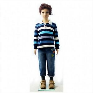 Unisex Child Mannequin Durable Plastic