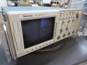 Tektronix Tds 540 Four Channel Digitizing Oscilloscope parts As Is
