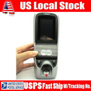 Zk Iface7 3 Touch Screen Face Fingerprint Time Attendance Access Control Tcp ip