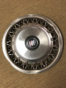 1993 99 Buick Lesabre Regal Roadmaster 15 Wire Spoked Hubcap Wheel Cover 93