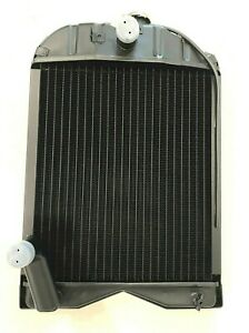 Tea20 Te20 To20 To30 To35 New Radiator For Massey Ferguson Gas 35 202 181623m91