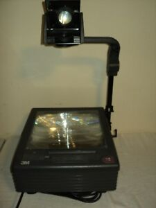 3m 9550 Overhead Projector Used No Bulb