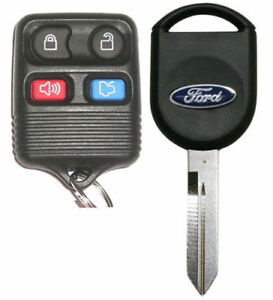 Ford S H84 Chip Key 4d63 4 Button Remote Cwtwb1u331 315 Mhz Usa Seller A
