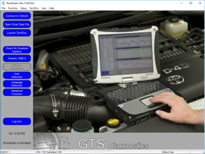 Latest Techstream 08 2018 Obd2 Toyota Lexus Tis Software V13 20 017 For Mini Vci