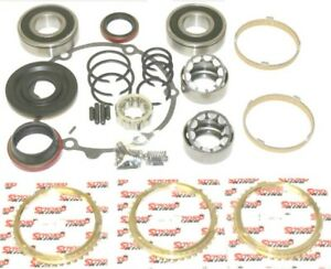 Jeep 5 Speed Nv3550 Transmission Rebuild Kit33mm Od Cluster Journals Bk235fws