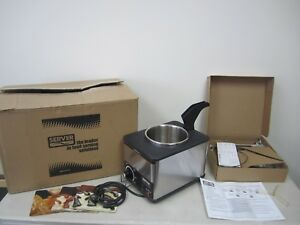 Server Food Server Supreme Fspw ss Dispenser And Condiment Warmer With Pump